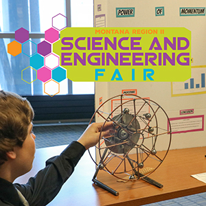 Student registration for the Science & Engineering Fair is officially open and will be accepted through March 1st