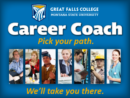 Career Coach - Find career information related to our programs.